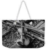 Lost Violin Weekender Tote Bag