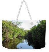 Lost Waterway Weekender Tote Bag