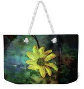 Lost Wild Flower In The Shadows 5771 Ldp_2 Weekender Tote Bag