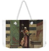 Lot 2 Raphael Von Ambros Austrian, 1855-1895 The Lamp Tender Weekender Tote Bag