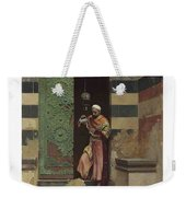 Lot 2 Raphael Von Ambros Austrian, 1855-1895 The Lamp Tender Weekender Tote Bag