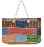 Several Acres Of Land Weekender Tote Bag