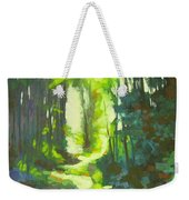 Lothlorian Wood Weekender Tote Bag