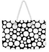 Lots Of Bubbles 1 Case Weekender Tote Bag