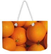 Lots Of Oranges Weekender Tote Bag
