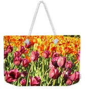 Lots Of Tulips Weekender Tote Bag