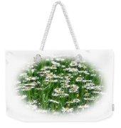 Lotsa Daisies Weekender Tote Bag