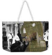 Lottery Man Weekender Tote Bag