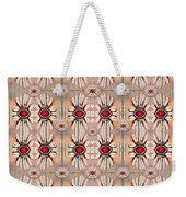 Lotus Bloom Spreading Peace In Mind Weekender Tote Bag