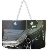 Lotus Esprit Weekender Tote Bag