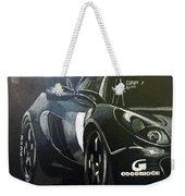 Lotus Exige Gt3 Side Weekender Tote Bag