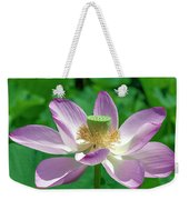 Lotus--fading IIi Dl0081 Weekender Tote Bag