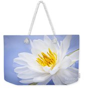Lotus Flower Weekender Tote Bag by Elena Elisseeva