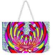 Lotus Flower Stunning Colors Abstract  Artistic Presentation By Navinjoshi Weekender Tote Bag