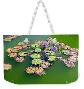 Lotus Flowers #4 Weekender Tote Bag