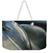 Lotus Position Weekender Tote Bag