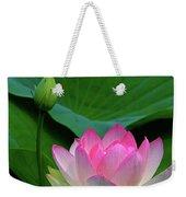 Lotus Siblings Weekender Tote Bag