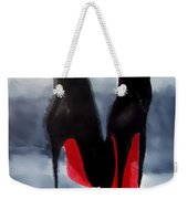 Louboutin At Midnight Weekender Tote Bag