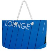 Louie S Lounge Weekender Tote Bag