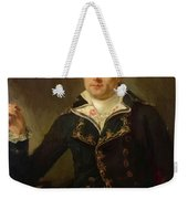 Louis Antoine De Bougainville 1790 Weekender Tote Bag
