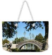 Louis Armstrong Park - New Orleans Weekender Tote Bag