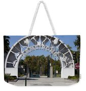 Louis Armstrong Park - New Orleans Louisiana Weekender Tote Bag