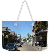 Louis Armstrong Park - Straight Ahead - New Orleans Weekender Tote Bag