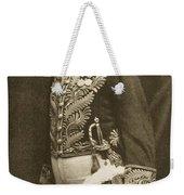Louis Botha 1862-1919 South African Weekender Tote Bag