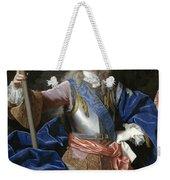 Louis De Bourbon Of Savoy. Prince Of Asturias. Later Louis I Of Spain  Weekender Tote Bag