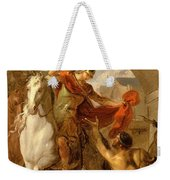 Louis Galloche - A Scene From The Life Of St. Martin Weekender Tote Bag