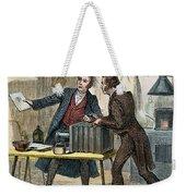 Louis J.m. Daguerre Weekender Tote Bag