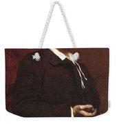 Louis Maurice Boutet De Monvel  Portrait Of Paul Mounet Weekender Tote Bag