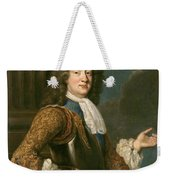Louis Of France The Grand Dauphin Weekender Tote Bag