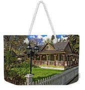Louis Prang House Weekender Tote Bag