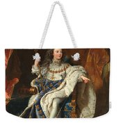Louis Xv Of France As A Child Weekender Tote Bag
