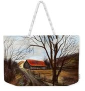 Louisa Kentucky Barn Weekender Tote Bag