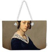 Louise-antoinette Feuardent Weekender Tote Bag