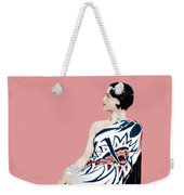 Louise Brooks In Hollywood Weekender Tote Bag