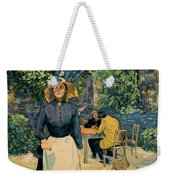 Louise, You Know The One. Chop Chop. Weekender Tote Bag