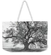Louisiana Dreamin' Monochrome Weekender Tote Bag
