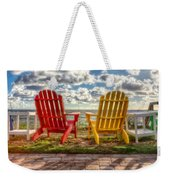 Lounging Around Weekender Tote Bag