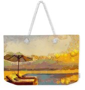 Lounging Licous Weekender Tote Bag