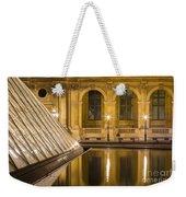 Louvre Courtyard Lamps - Paris Weekender Tote Bag
