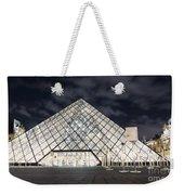 Louvre Museum Art Weekender Tote Bag