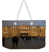 Louvre Palace, Cour Carree Weekender Tote Bag