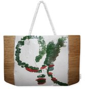Love Abounds - Tile Weekender Tote Bag