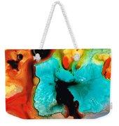 Love And Approval Weekender Tote Bag