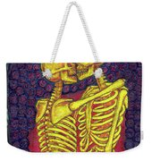 Love And Death Weekender Tote Bag