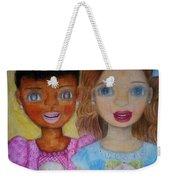 Love And Friendship  Weekender Tote Bag