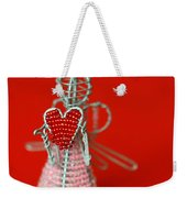 Love Angel Weekender Tote Bag